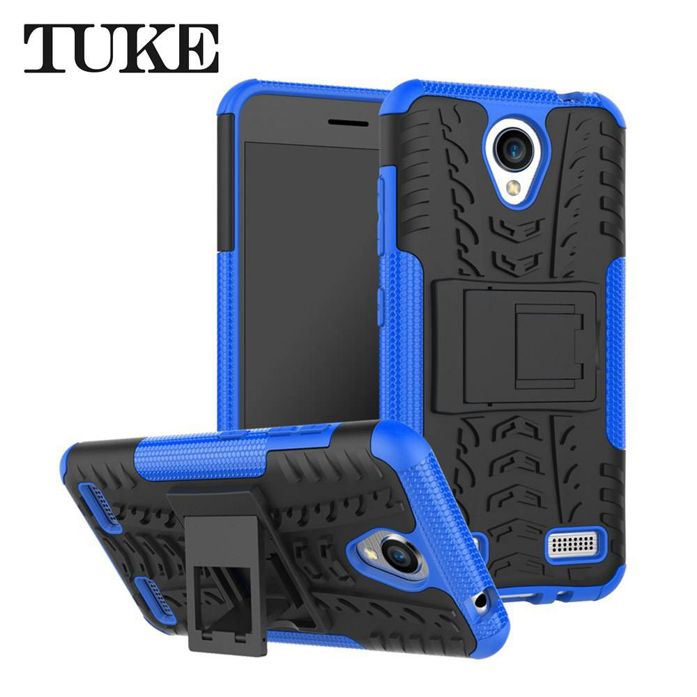 ZTE A520 L110 Blade A2 A510 V7 Lite V6 L5 Plus V8 Case Shockproof Stand  Cover