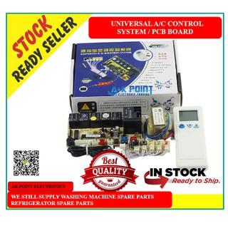 Universal A/C control system QD-U973, / Air conditioner control system Pcb  Board