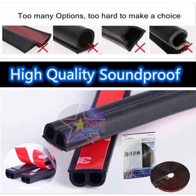 High Quality Door Soundproof