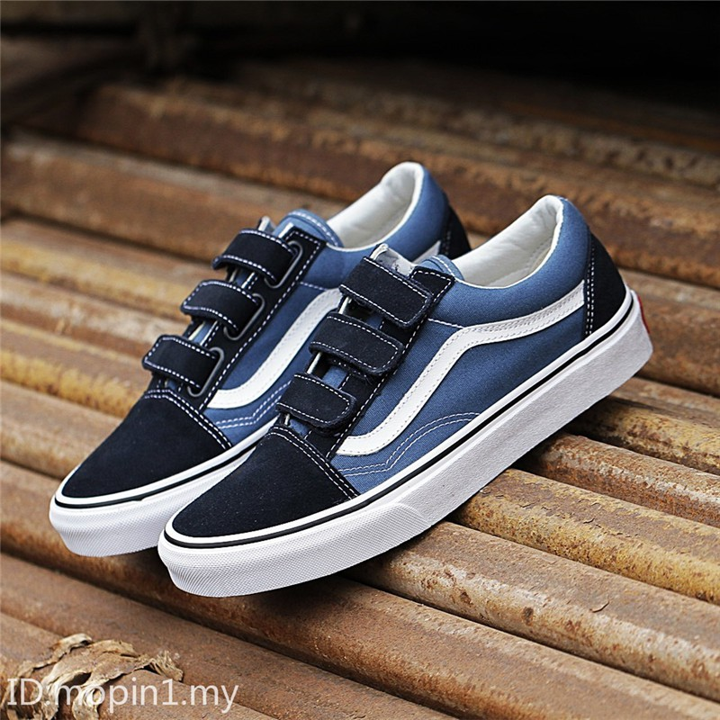 vans old skool velcro