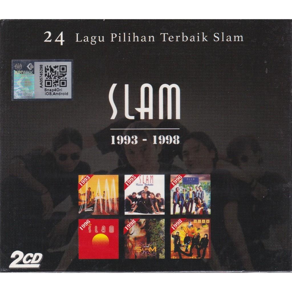 SLAM 1993-1998 24 Lagu Pilihan Terbaik 2CD