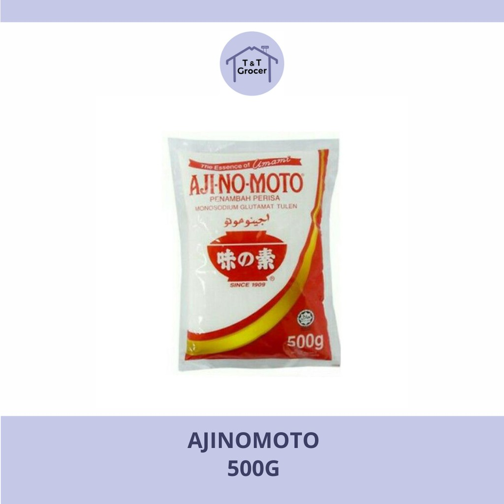 AJINOMOTO - THE ESSENCE OF UMAMI (500g-1kg)
