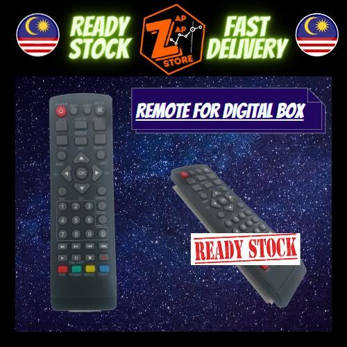 MYTV MYFREEVIEW HD BOX DTB-T2 HD DTTV BOX SET TOP BOX