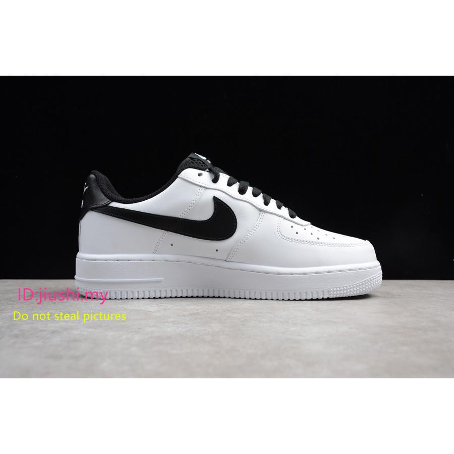 competitive price 3fb8d bf5cc Nike Air Force 1 QS Velcro Swoosh Pack Black AH8462-002   Shopee Malaysia