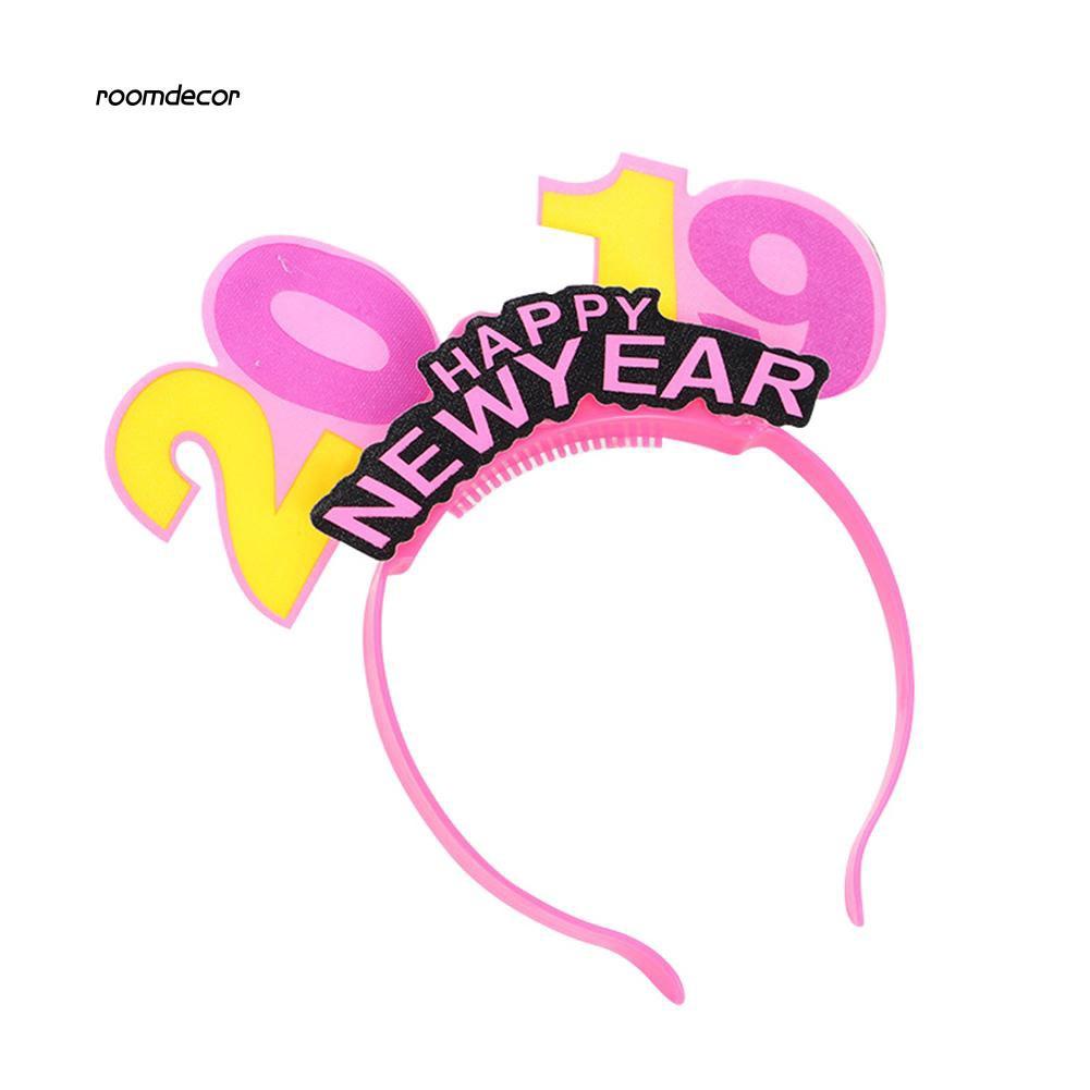 Happy New Year Headband 67