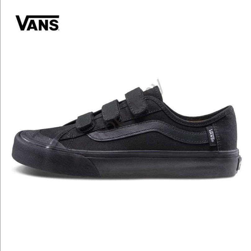 all black vans malaysia