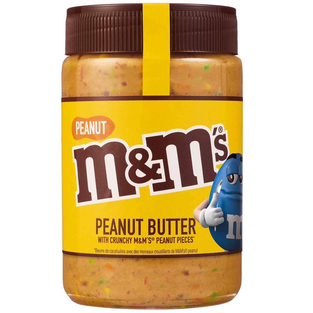 M&M Peanut Butter Crunchy 320g