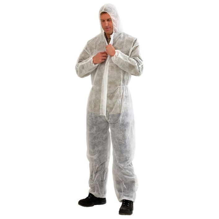 Economic Disposable Coverall Size XL