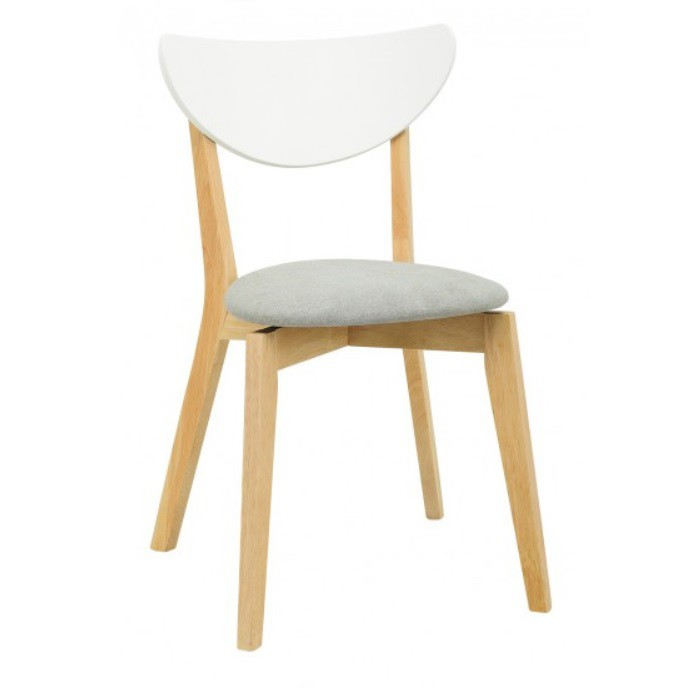 MONTANA cushion seat stackable dning chair