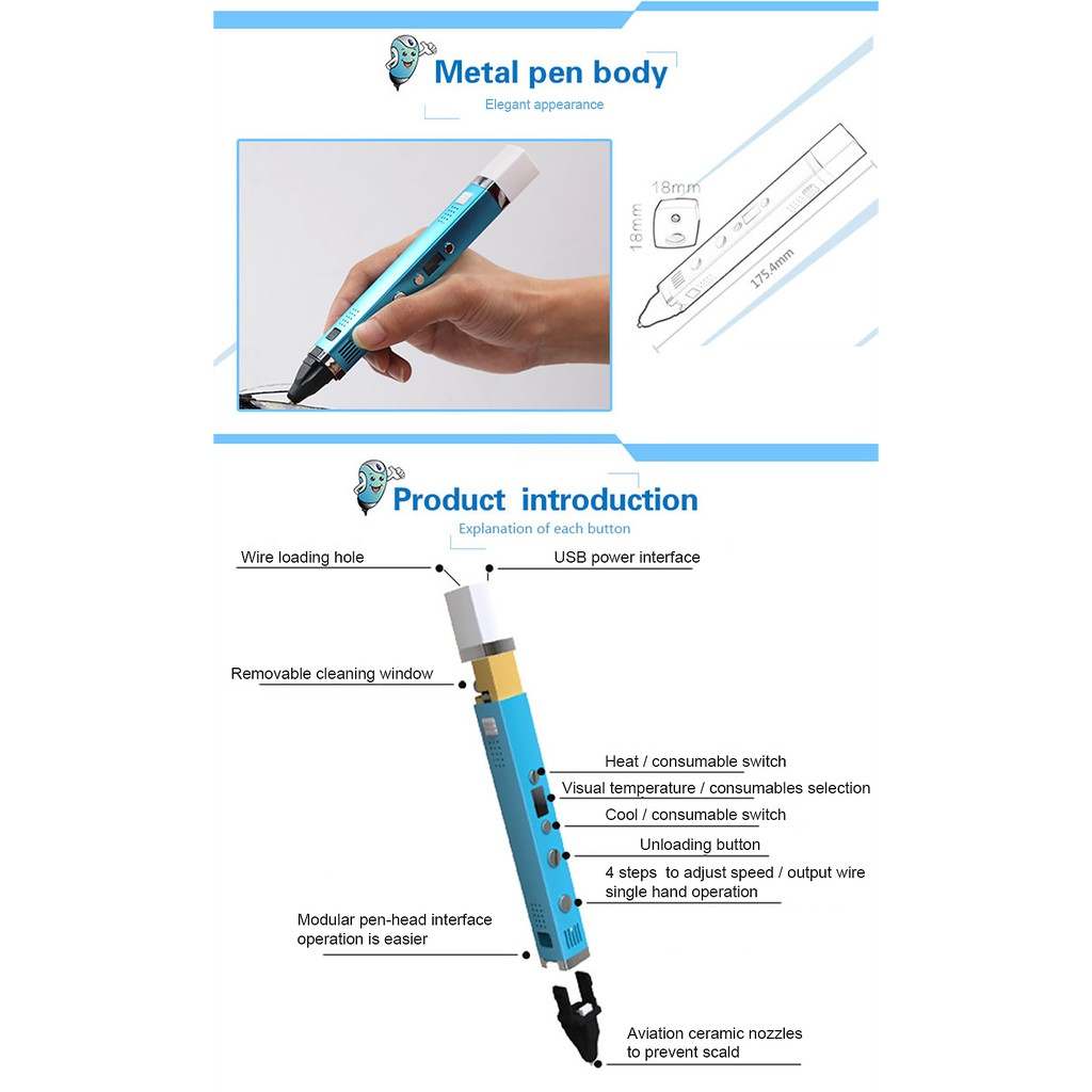 OEM Xiaomi Mi T-D-S Tester Detection Pen for Measuring Water Quality Purity HQ