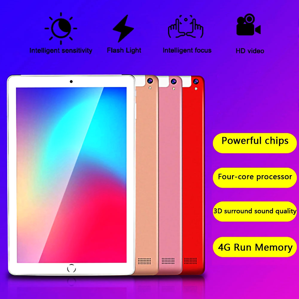 ❥【HOT】Original 11.6 Inches Large 2560*1600 IPS Screen Dual SIM 3G Phone Tablet PC Mic WIFI Andriod 7.1 Fine