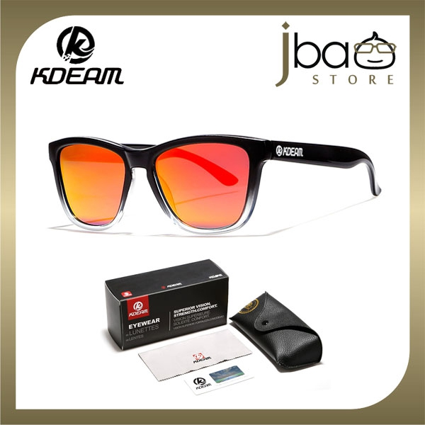 KDEAM Polarized Sunglasses Men Outdoor Casual KD0717-C43