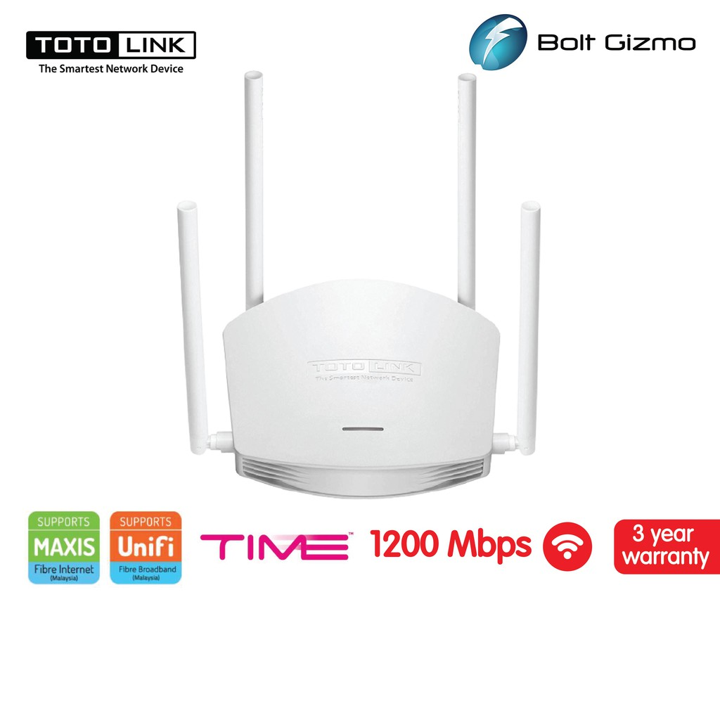 TOTOLINK N600R 4 PORT ROUTER REPEATER AP Wireless Turbo WiFi Access Point ModeL (2.4GHz-600Mbps) MIMO