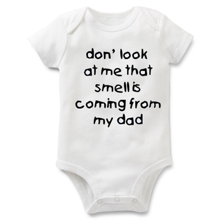 9012880e D.B.PRINCE Newborn Baby Boys Girls Short Sleeve Bodysuit | Shopee ...