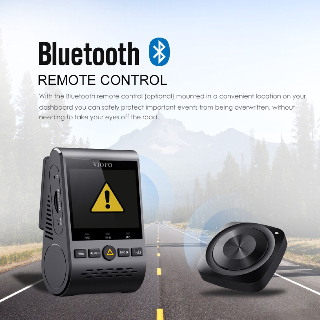 Viofo A129 Duo Dual Channel HD 1080P WiFi GPS Car Dash Camera Video Recorder DVR