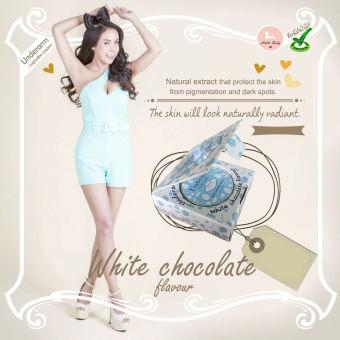 [Little Baby Cream Thailand] Underarm cupcake cream white chocolate flavour 50ml