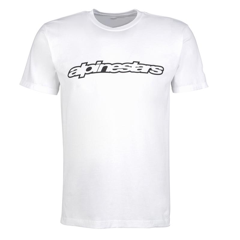Alpinestars And Mens T-shirt Black All Sizes