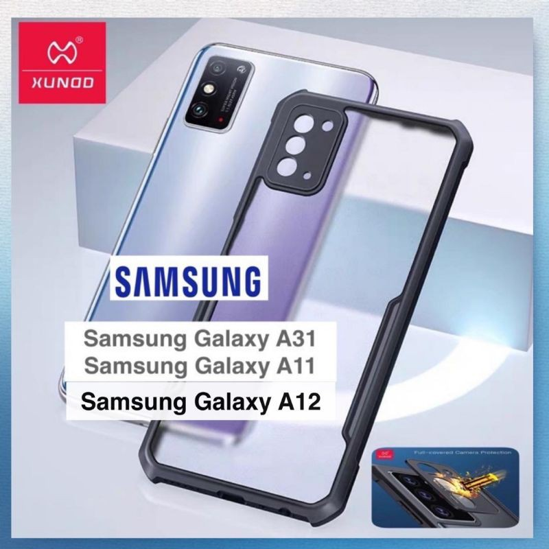 Xundd Shockproof Case For Samsung Galaxy A11 A31 A12 Case Cover