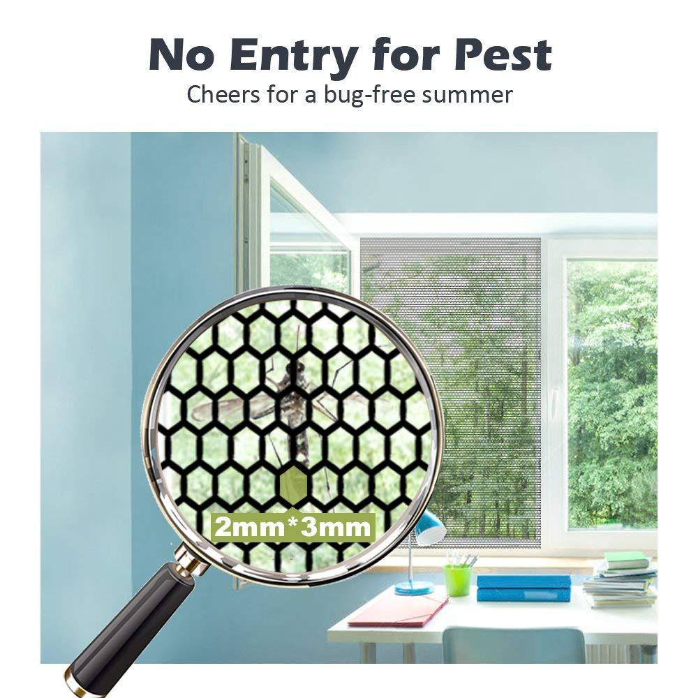 Window Insect Screen1 3*1 5m Insect Mesh Window Fly Screen Bug Mosquito Net
