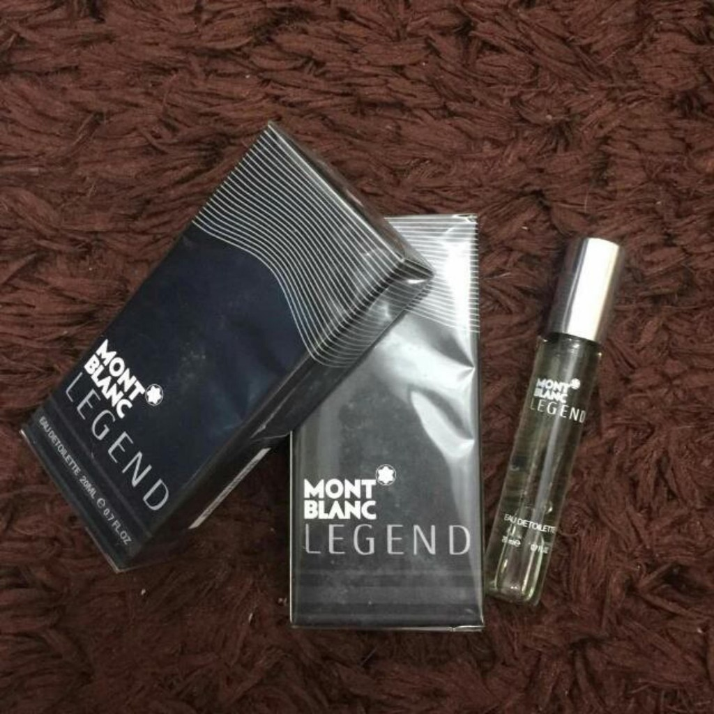 MONT BLANC LEGEND (Europe Authentic Perfume 20ML)