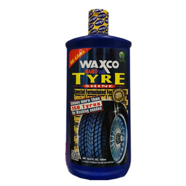 WAXCO Tyre Shine Hi Gloss (500ml)