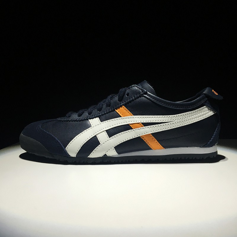 best loved 53fea 97a75 Original Asics Shoes Onitsuka Tiger 66 Casual Shoes for Men Women black  white