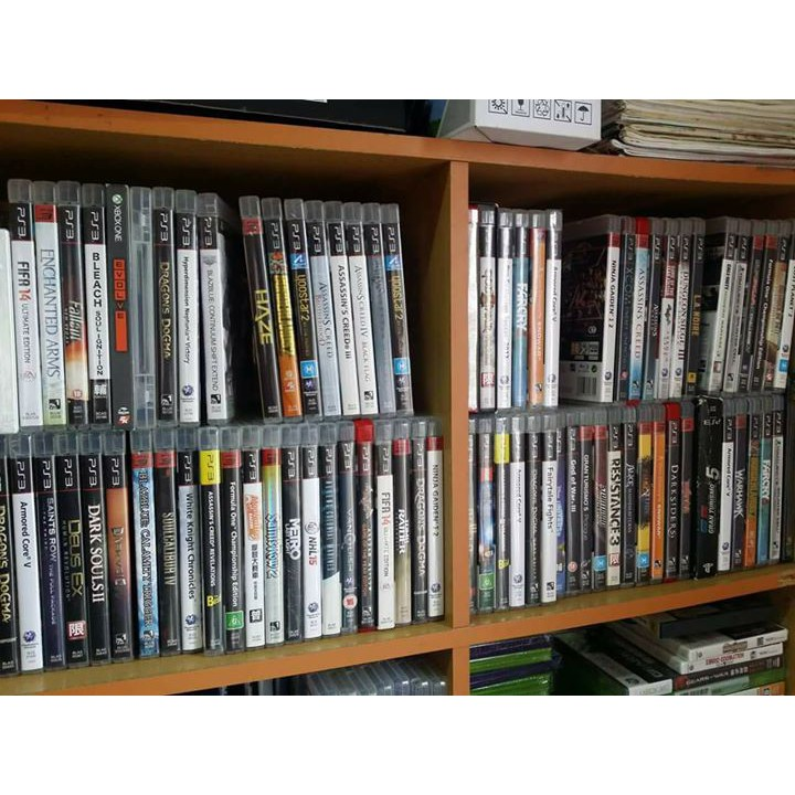 (Used) Kasi Clear Ps3 Games