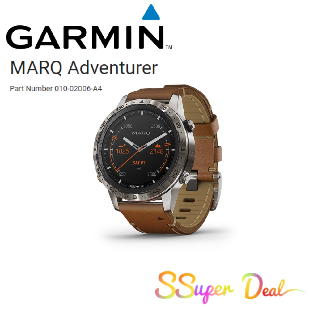 Garmin Marq Adventurer 010-02006-A4
