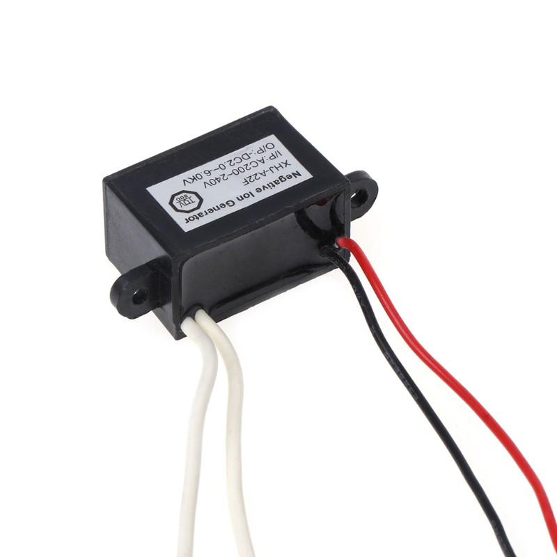 Negative Ion Generator Anion Ionizer Module Air Vitamin Car Home Dust Removal