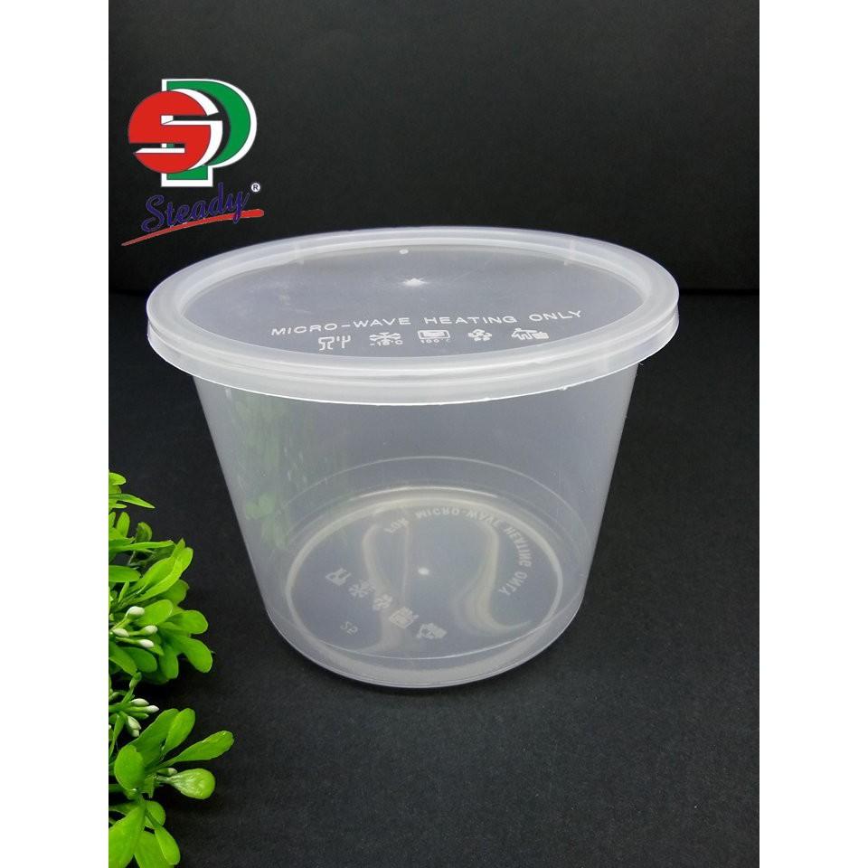 Plastic Container Ms25 50pcs