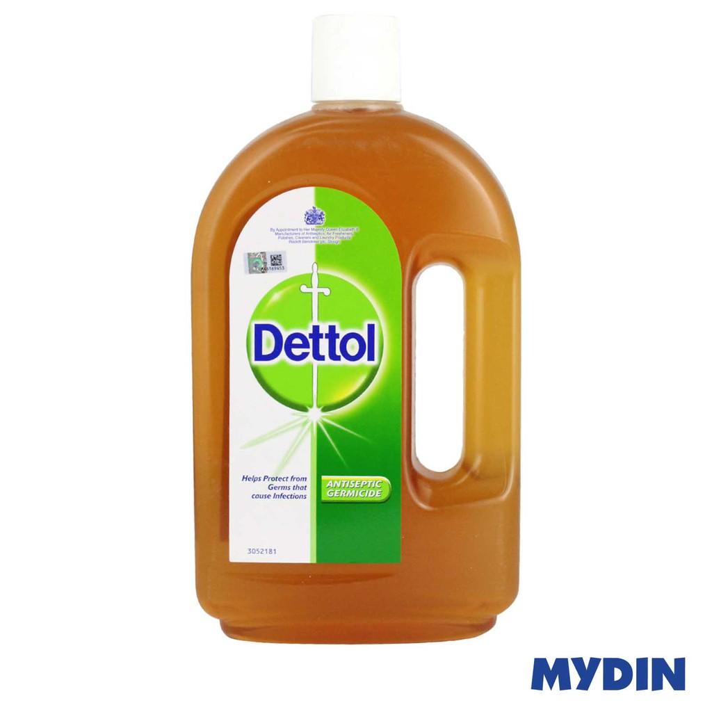 Dettol Antiseptic Germicide Liquid (750ml)