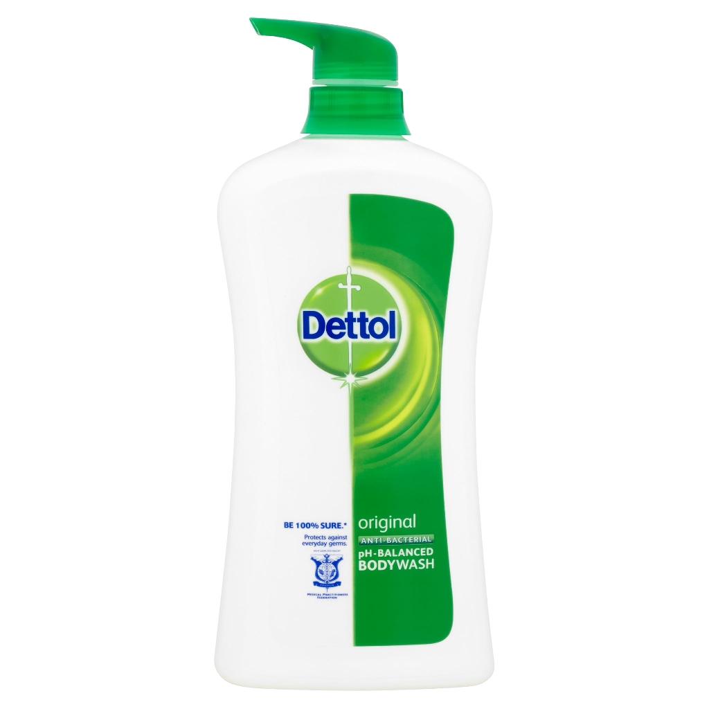 Dettol Original Anti-Bacterial pH-Balanced Bodywash 950ml