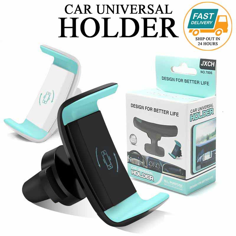 360° Universal Car Air Vent Mount Holder Cell Phone Stand Cradle