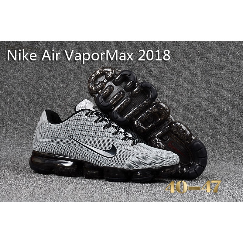 super popular e241b 28083 Nike air Vapormax 2018 Running Shoes  9 Men Sneakers Size 40-47   Shopee  Malaysia