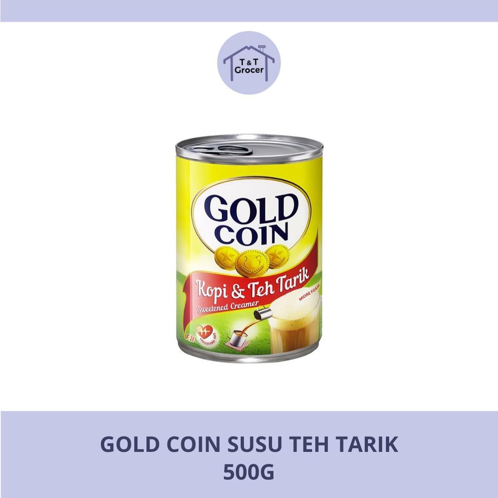 Gold Coin Susu Teh Tarik 500g