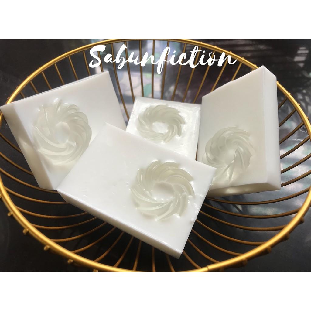 Bare. Unscented handmade sabun untuk irham