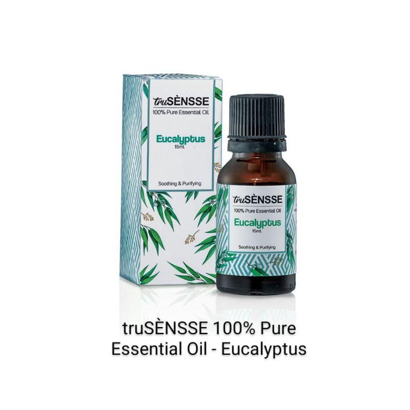 Aroma truSENSSE 100% Pure Essential Oil - Eucalyptus 15ml (1pcs)
