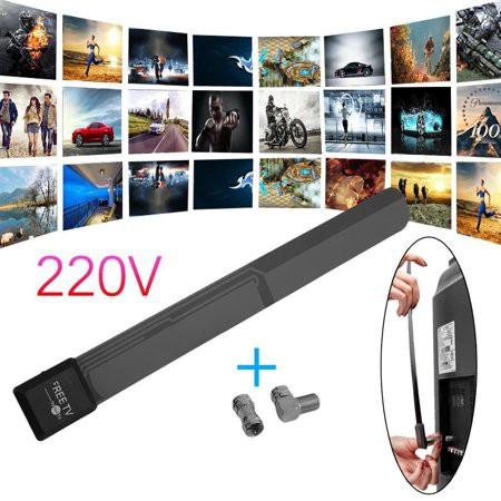 READY STOCK SHP] Indoor HDTV Digital Signal Receiver Satellite TV Antenna / SIARAN TV