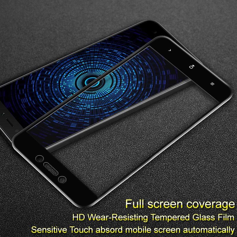 fe6a6fb6cbe Xiaomi Pocophone F1 Tempered Glass Screen Protector MOCOLO Full Coverage