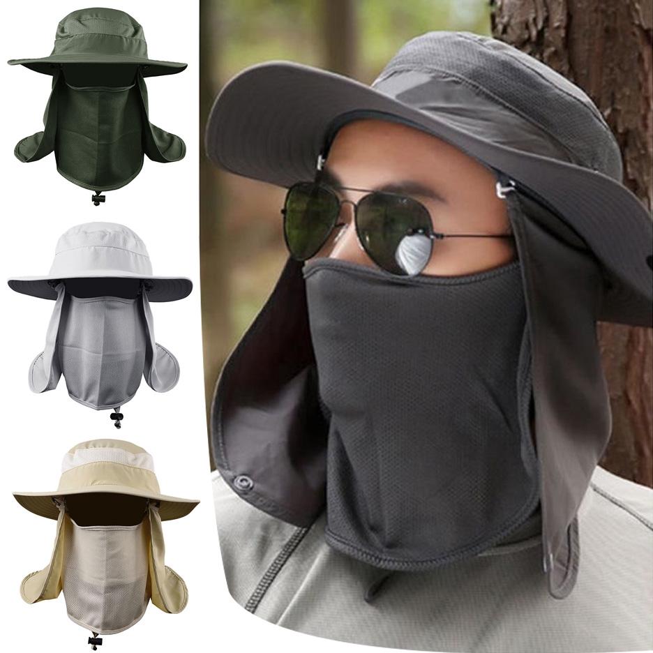 Sunyoo หมวกกันแดด UV สำหรับผู้ชายและผู