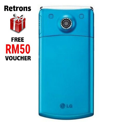 🇲🇾 Original LG GD580 Lollipop Slim Flip Phone with LED Light Effects FREE RM50 Retrons Voucher [1 Month Warranty]