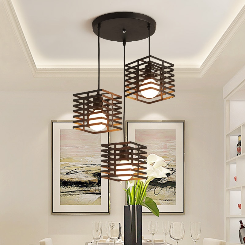 Lampu Modern Pendant Ceiling Lamp For Kitchen Pendant Lights Hanglamp Nordic Hanging Dining Table Led Light Fixture Luminaire Shopee Malaysia
