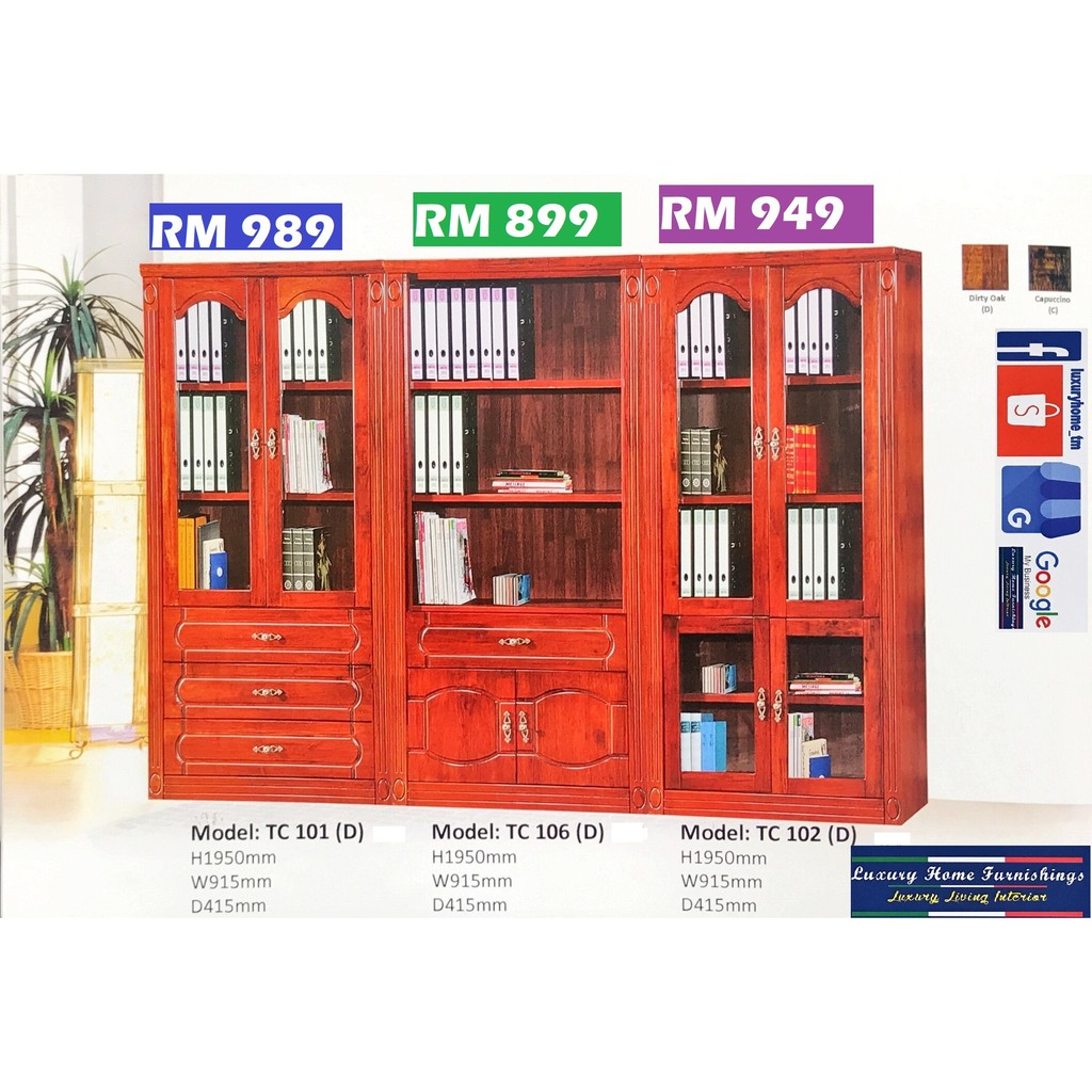BOOK CABINET COLLECTIONS