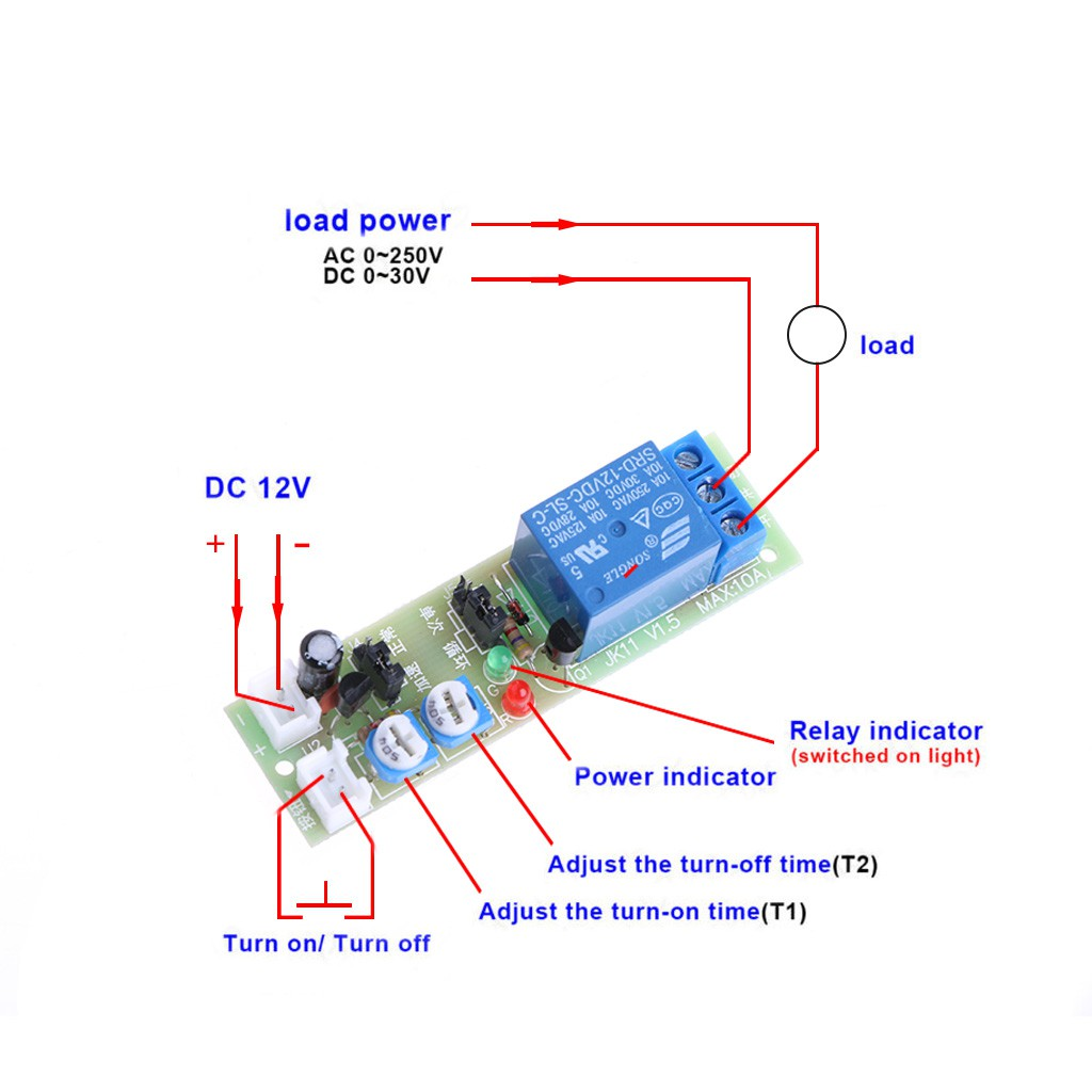 Step Up Boost Power Supply Module 2a Fixed Output Shopee Malaysia 250vdc Wiring Diagram