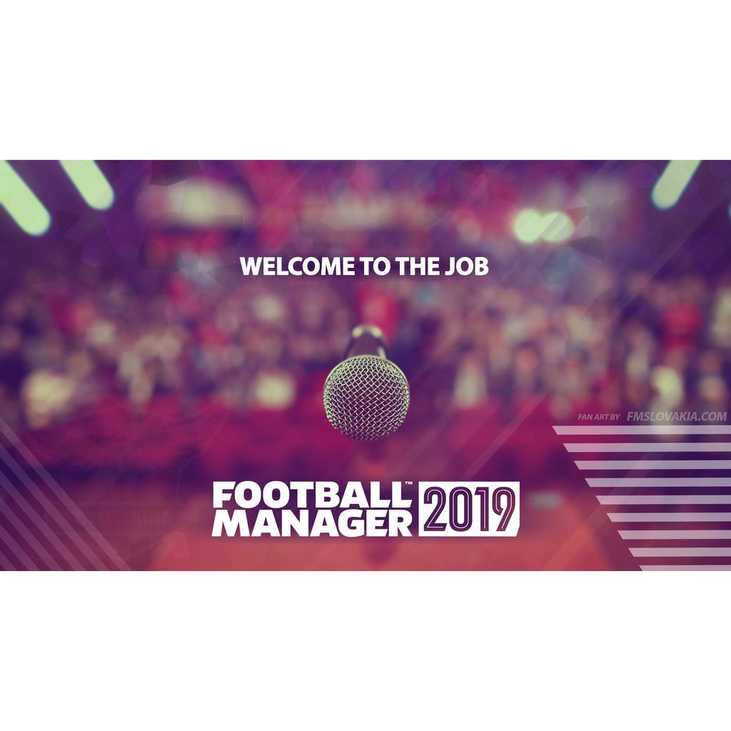 Football Manager 2019 FM 2019 [Digital Download] Offline PC Game