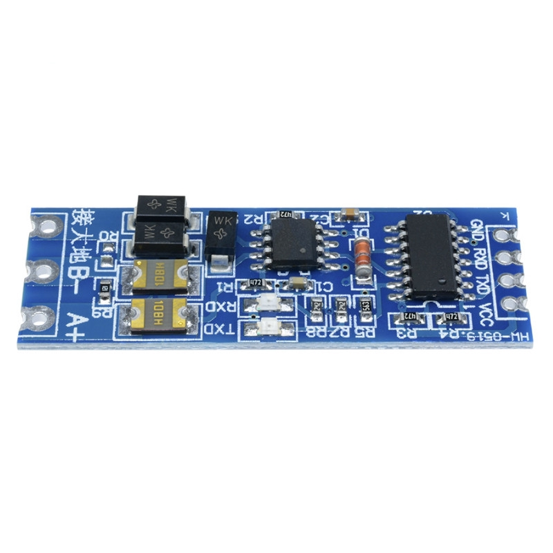 5pcs Single Chip Microcomputer TTL Turn RS485 Module Automatic Flow Control