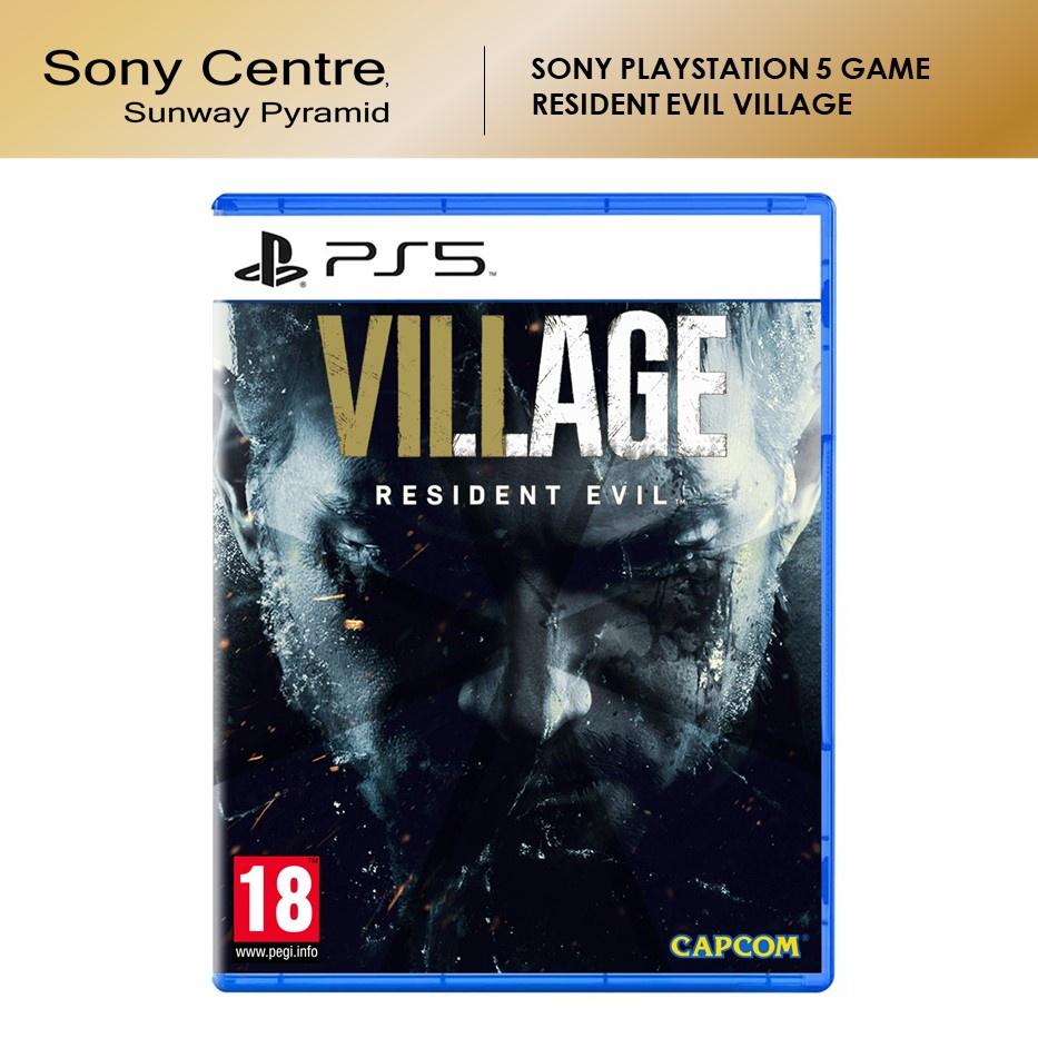 Sony PlayStation 5 Game Resident Evil Village