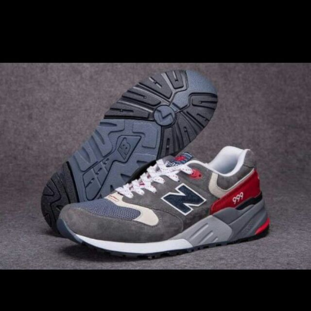 new balance 999 black grey