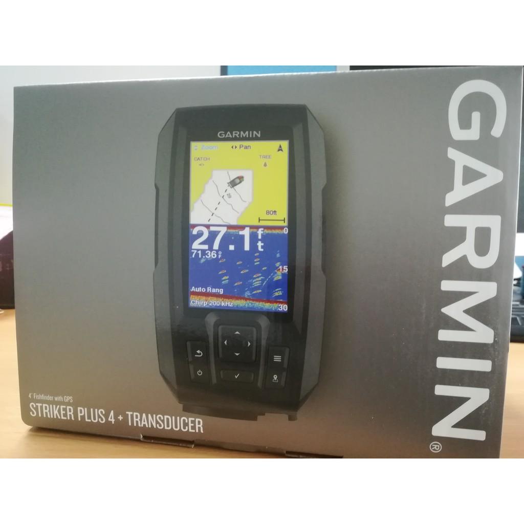Garmin Striker Plus 4