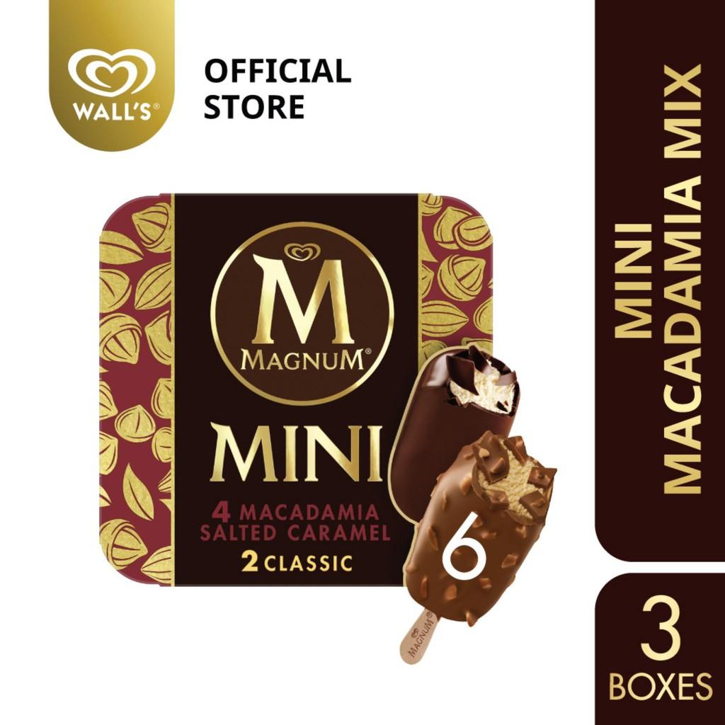 Magnum Mini Macadamia (3 cases)